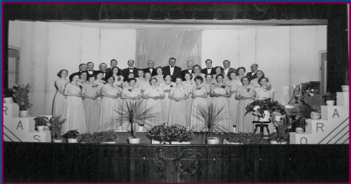 ORAS CHOIR FINN HALL