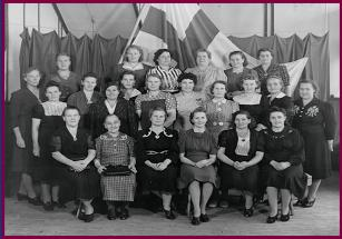 FINNISH RED CROSS LADIES