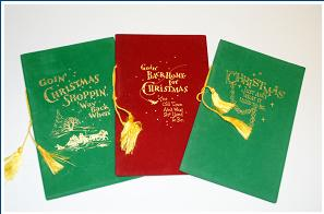 VELVET CHRISTMAS BOOKS