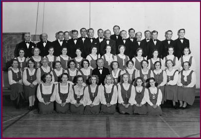 OTAVA CHOIR 1940